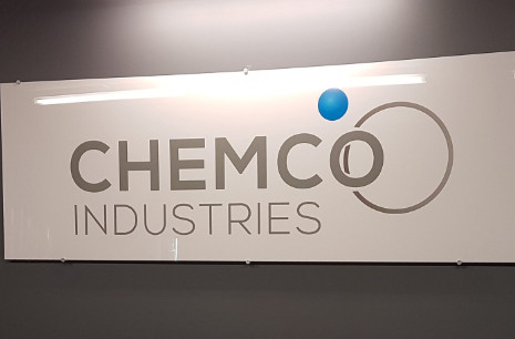 Chemco industries sign